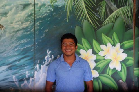 Certified Surf Instructor in Nicaragua