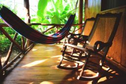 Porch comfort