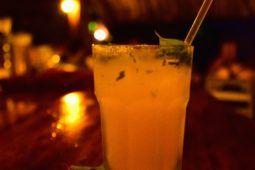 Evening cocktales